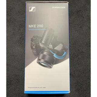 ゼンハイザー(SENNHEISER)のSENNHEISER ゼンハイザー MKE200(マイク)