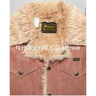 N.HOOLYWOOD - N.HOOLYWOOD WRANGLER ランチコート ラングラー キムタク着用