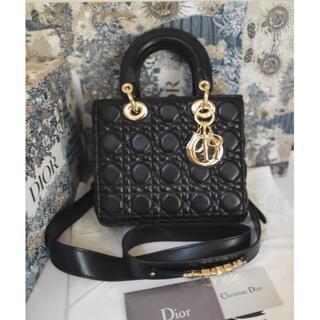 Dior - LADY Dior ミニハンドバッグ