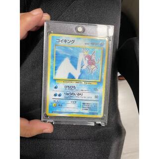 ポケモン - ポケモンカード コイキング りゅうのいかりタマムシ大学 激レアカード 超美品
