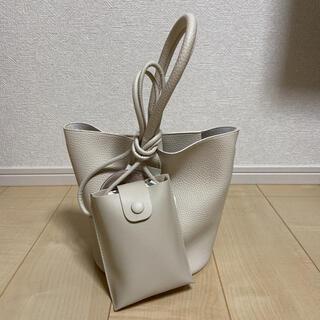 しまむら - しまむら yumi  ポシェット付き2WAYバッグ