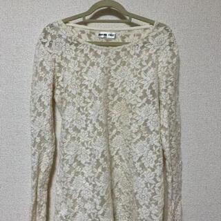 ウィゴー(WEGO)のトップス(Tシャツ(長袖/七分))