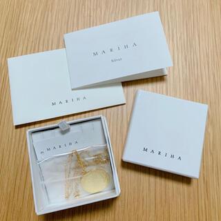 ドゥーズィエムクラス(DEUXIEME CLASSE)の値下 新品 マリハ コインネックレス Sun Lionスタッドチェーン62cm(ネックレス)