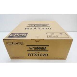 ヤマハ - 再入荷しました!【新品・未開封】YAMAHA RTX1220 5台セット