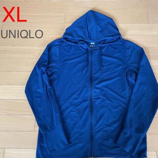 UNIQLO - ‼︎ ユニクロ エアリズム UVカットメッシュパーカーXL