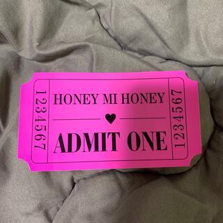 ハニーミーハニー(Honey mi Honey)のHONEY MI HONEY ステッカー(ステッカー(シール))