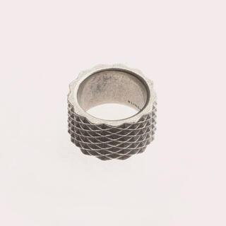 ピースマイナスワン(PEACEMINUSONE)のBLINDREASON シルバーリング(リング(指輪))