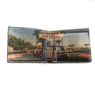 ポールスミス(Paul Smith)のポールスミス PAUL SMITH 財布 ラスベガス 二つ折り レザー 黒(折り財布)