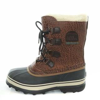 ソレル(SOREL)のソレル カリブー CARIBOU RESERVE スノーブーツ 11 29cm(ブーツ)