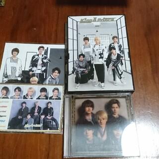 king&prince 1st アルバム 初回セット CD,blu-ray