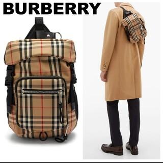 BURBERRY - 値段交渉可能! BURBERRY ノバチェック ボディーバッグ