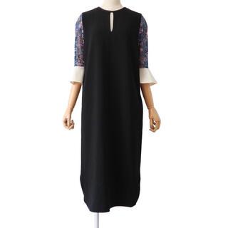 mame - Mame Kurogouchi Iラインドレス
