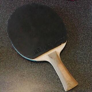 バタフライ(BUTTERFLY)のButterfly卓球ラケット高性能ラバー赤黒2枚、貼り替えグレードアップ(卓球)