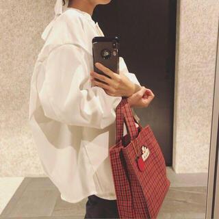 ドゥロワー(Drawer)のyori ヨリ ノーカラーコクーンジャケット 38 ホワイト 新品未使用タグ付き(ノーカラージャケット)