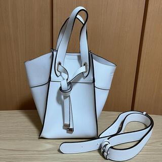 ViS - 美品 vis マルチway フロントタイバッグ ホワイト