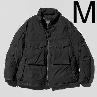 DAIWA - daiwa pier39 padding mil jacket 新品 M 黒