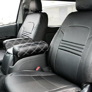 200系ハイエース シートカバー S-GL  後部座席セット パンチングレザー