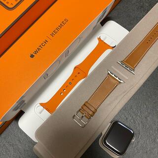 Hermes - 新品 care付! Applewatch series5 HERMES 40mm