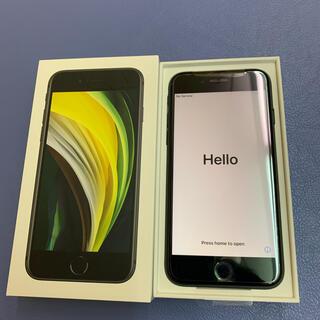 アイフォーン(iPhone)のiPhone se2 64GB SIMロック解除済(スマートフォン本体)