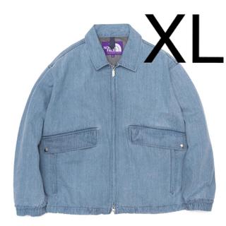 THE NORTH FACE - ノースフェイス パープルレーベル デニムフィールドジャケット 新品 XL