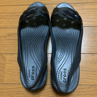 crocs - クロックス サンダル W6