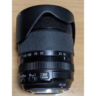FUJIFILM XF18-135mmF3.5-5.6 R LM OIS WR