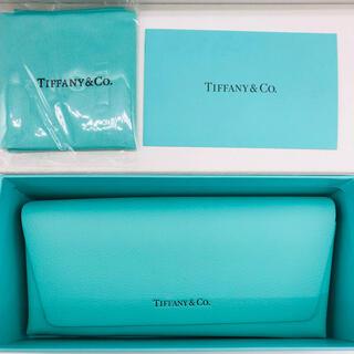 Tiffany & Co. - ティファニーメガネケース 新品未使用