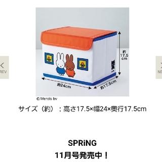 宝島社 - SPRiNG スプリング 11月号 付録