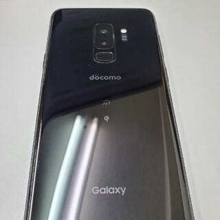 SAMSUNG - GALAXY S9+ 本体