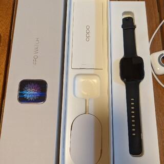 OPPO - Oppo Watch 41mm 黒 ブラック 美品