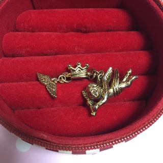 ジェーンマープル(JaneMarple)のジェーンマープル 王冠天使リング(リング(指輪))