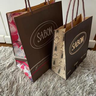 SABON - サボン 紙袋 セット売り
