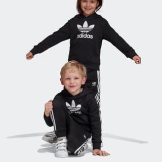 adidas - adidas スウェットパーカーセットアップ