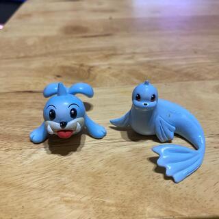 モンコレ フィギュア ジュゴン パウワウ進化セット(ゲームキャラクター)