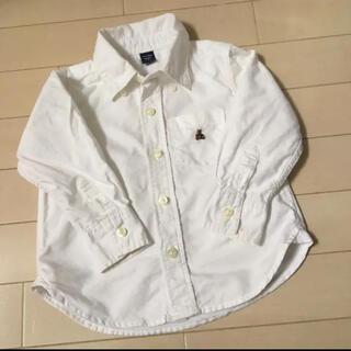 Baby gap ★ ホワイトシャツ 90