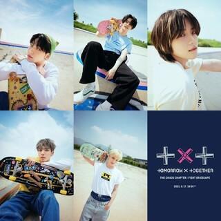 TXTO 2ndアルバムFIGHT OR ESCAPE  PV&TV