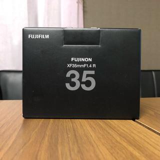 富士フイルム - FUJI FILM フジノンレンズ 交換レンズ XF35mmF1.4 R