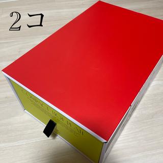 I.D.E.A international - ブルーノ ホットプレート 赤と白 2個セット