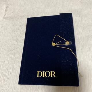 ディオール(Dior)のDior ノベルティ 手帳(ノベルティグッズ)