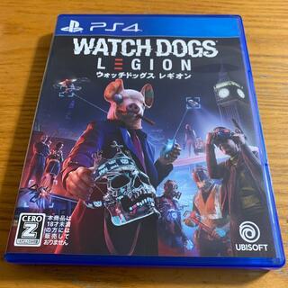 PlayStation4 - ウォッチドッグス レギオン PS4