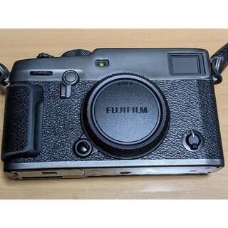 富士フイルム - 富士フイルム FUJIFILM X-Pro3 DRブラック [ボディ]