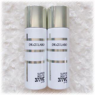 ドクターシーラボ(Dr.Ci Labo)のドクターシーラボ シーラボ ホワイト 377 ローション 化粧水 2点セット(化粧水/ローション)