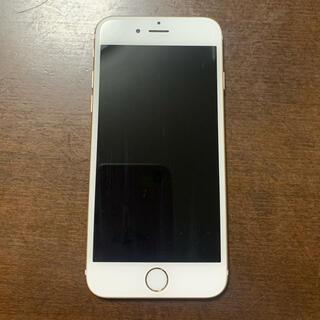 iPhone - iPhone6 ゴールド SIMフリー