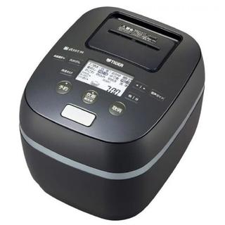 TIGER - タイガー 魔法瓶 土鍋圧力IH炊飯器  JPJ-G060KS 土鍋ご泡火炊き