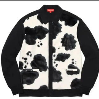 Supreme - supreme  21AW  Cow Print Cardigan サイズM
