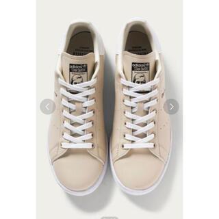 ビューティアンドユースユナイテッドアローズ(BEAUTY&YOUTH UNITED ARROWS)の別注 adidas original stan Smith【新品】(スニーカー)