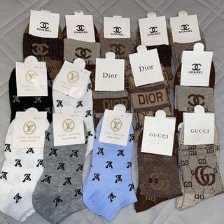 Dior - まとめ 15足セット点靴下新品未使用