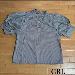 GRL - 未使用品 グレイル Tシャツ カットソー チェック