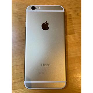 アイフォーン(iPhone)のiPhone6 ゴールド 64GB SIMフリー(スマートフォン本体)
