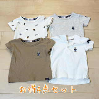 POLO RALPH LAUREN - 【80cm4点セット】ポロベア Tシャツ
